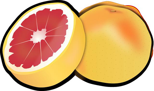 Grapefruit Stickers messages sticker-5