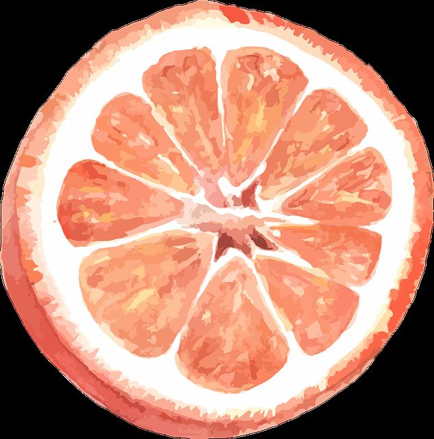 Grapefruit Stickers messages sticker-0