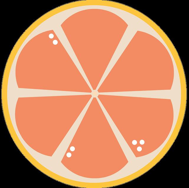 Grapefruit Stickers messages sticker-1