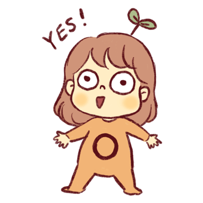 Seedling Jenny Stickers messages sticker-9