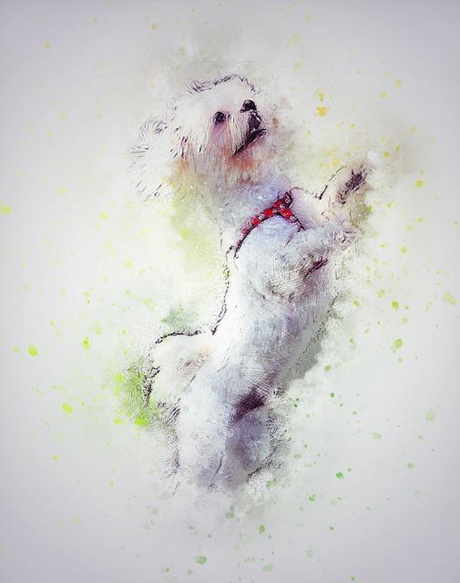 Pup Portraits messages sticker-1