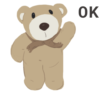 The Charlie's Bear messages sticker-4