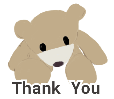The Charlie's Bear messages sticker-1