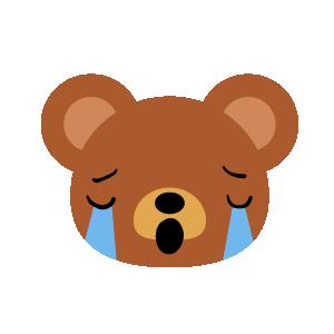 Bear Dry Sticker messages sticker-1