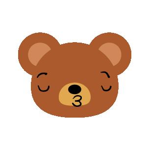 Bear Dry Sticker messages sticker-5