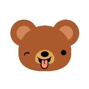 Bear Dry Sticker messages sticker-0