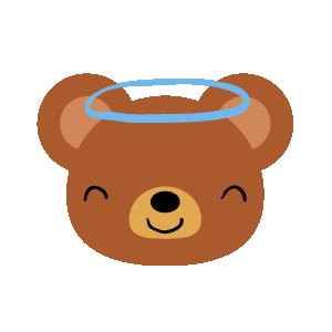 Bear Dry Sticker messages sticker-7