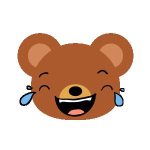 Bear Dry Sticker messages sticker-4
