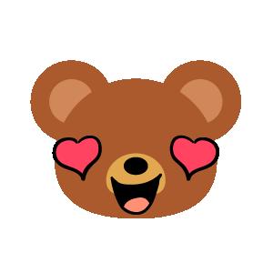 Bear Dry Sticker messages sticker-3