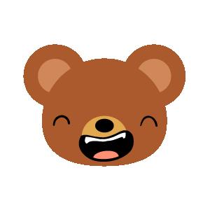 Bear Dry Sticker messages sticker-11