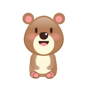 BaBy Bear Cute Sticker messages sticker-7