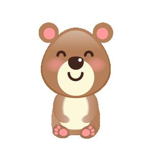 BaBy Bear Cute Sticker messages sticker-2