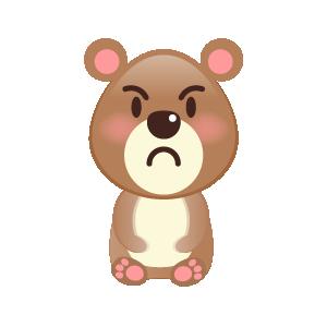 BaBy Bear Cute Sticker messages sticker-0