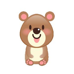 BaBy Bear Cute Sticker messages sticker-3