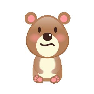 BaBy Bear Cute Sticker messages sticker-10