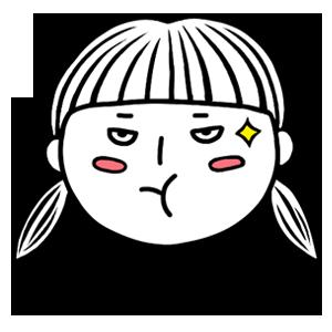 Sooophia iMessage Face Emojis messages sticker-11