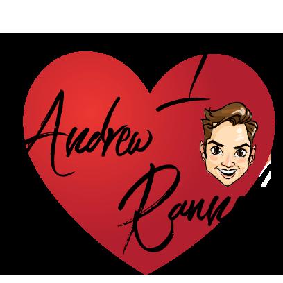 Andrew Rannells Sticker Pack messages sticker-10