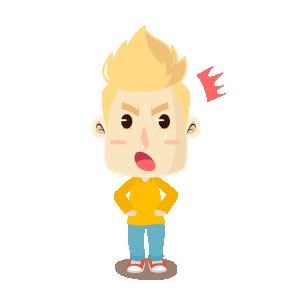 Yellow Boy Sticker messages sticker-1