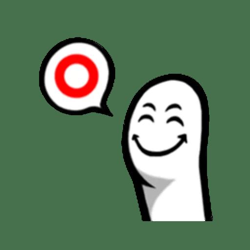 Fingerface ArtWork Stickers messages sticker-1