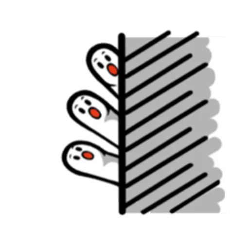 Fingerface ArtWork Stickers messages sticker-9