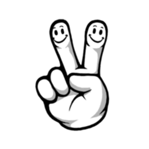 Fingerface ArtWork Stickers messages sticker-6
