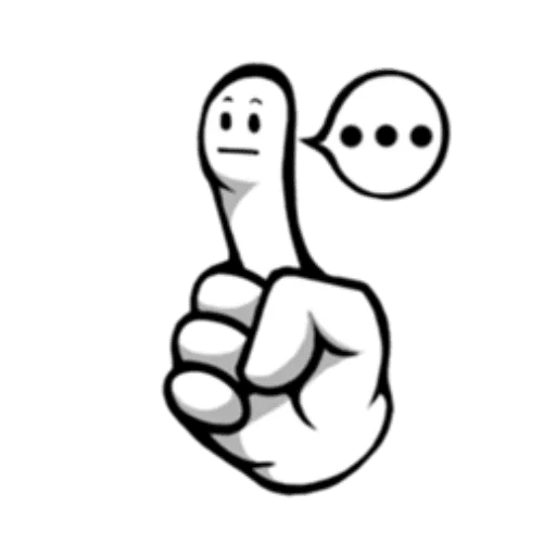 Fingerface ArtWork Stickers messages sticker-10