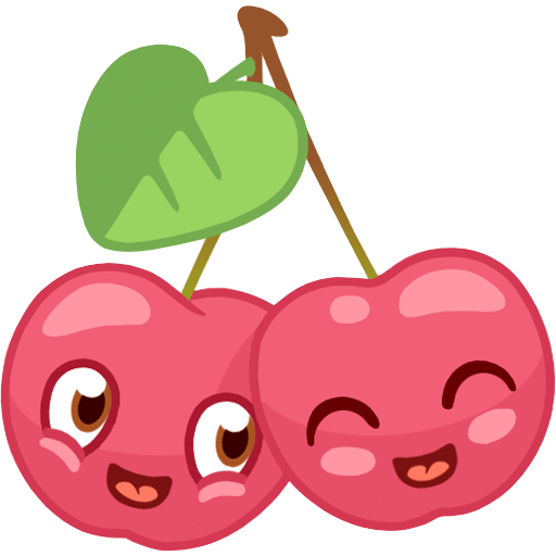 Fruit and Vegetables Stickers messages sticker-7