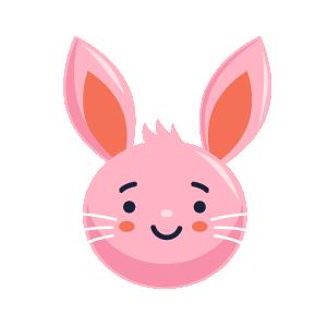 Rabbit Envious Sticker messages sticker-5