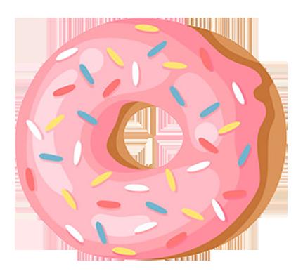 Donut Sticker Pack messages sticker-0