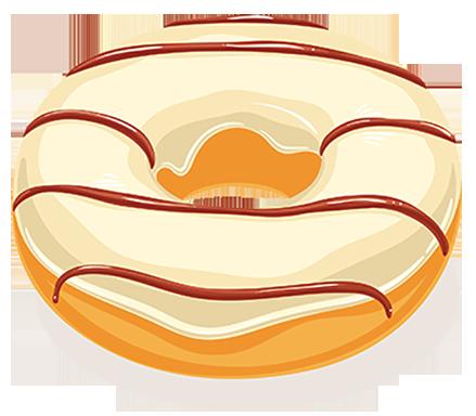 Donut Sticker Pack messages sticker-2