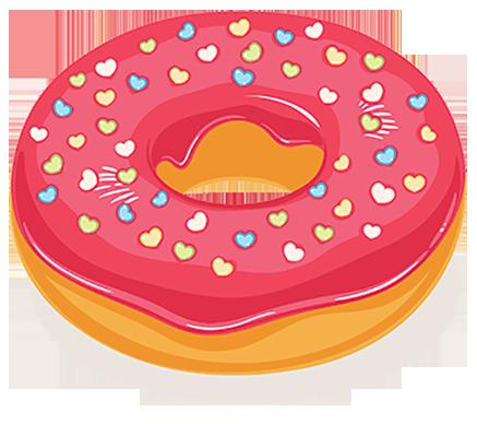 Donut Sticker Pack messages sticker-4