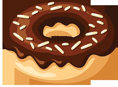 Donut Sticker Pack messages sticker-7