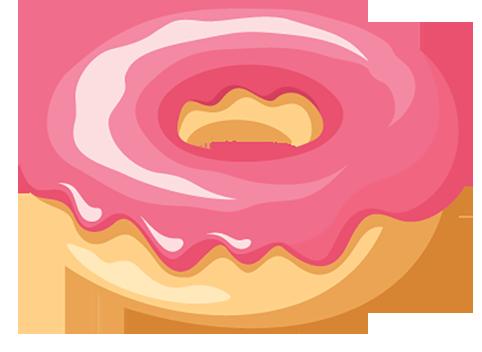Donut Sticker Pack messages sticker-6