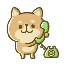 Lovely Akita Dog Emoji messages sticker-11