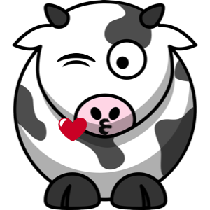 Moo Stickers messages sticker-8
