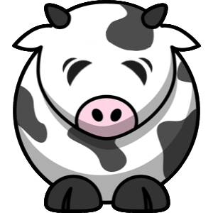 Moo Stickers messages sticker-5