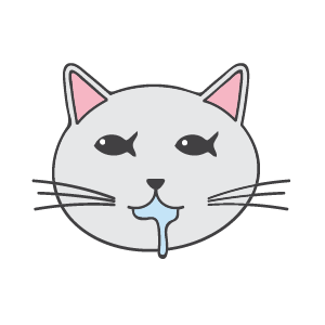 Cat Ashamed Sticker messages sticker-2
