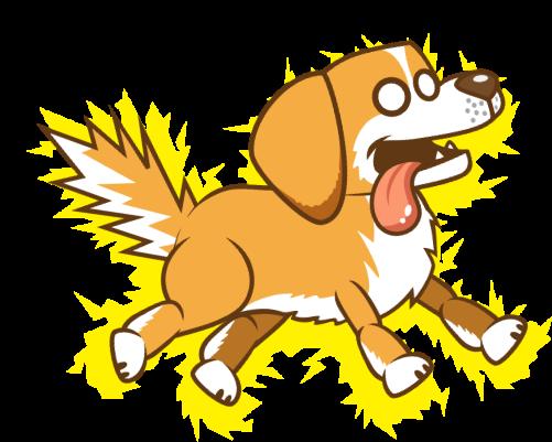 Golden Dog Emojis Stickers messages sticker-9