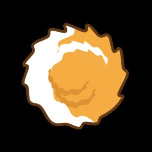 Golden Dog Emojis Stickers messages sticker-8