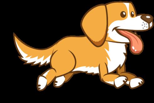 Golden Dog Emojis Stickers messages sticker-2