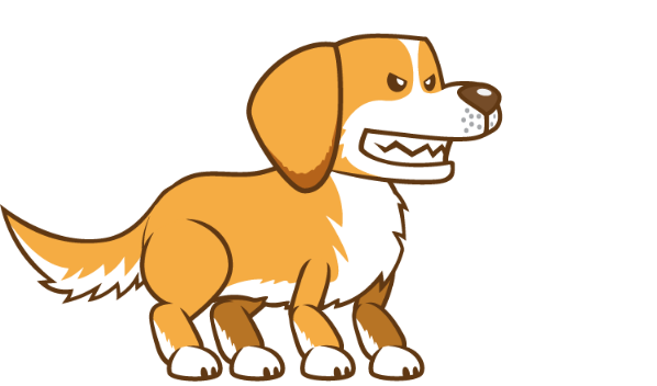 Golden Dog Emojis Stickers messages sticker-3