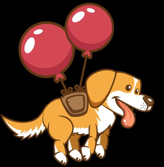 Golden Dog Emojis Stickers messages sticker-10