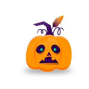 Pumpkin Active Sticker messages sticker-5