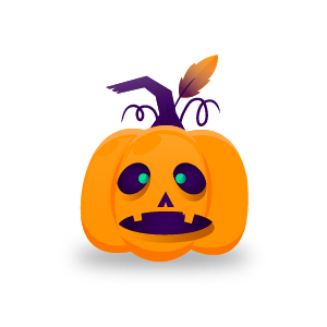 Pumpkin Active Sticker messages sticker-8