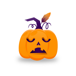 Pumpkin Active Sticker messages sticker-3