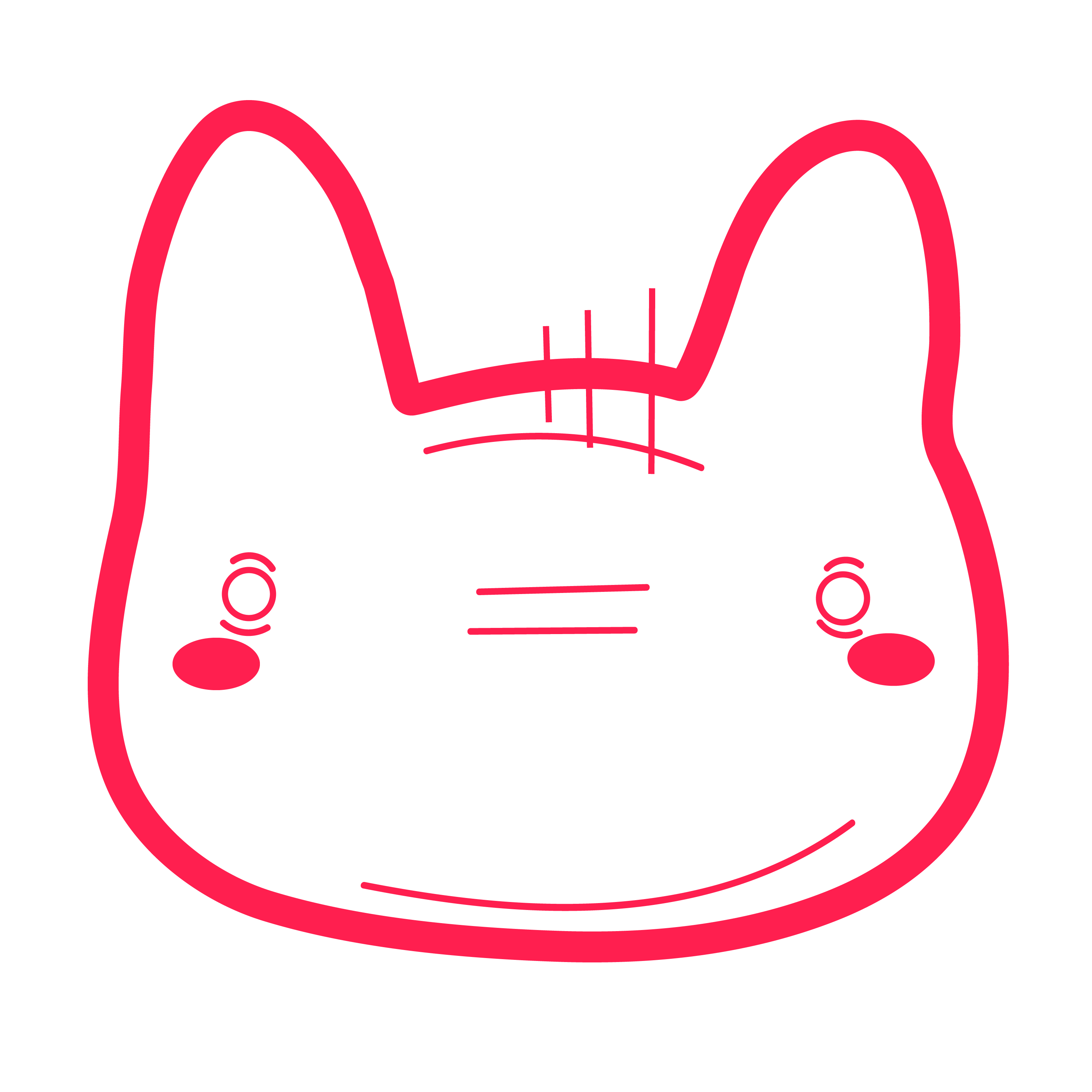 Kitty-Stickers messages sticker-0