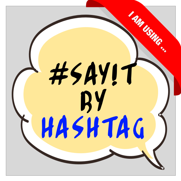 SayIT - funny hashtag stickers messages sticker-8