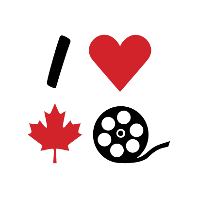 Canadian Film Day Stickers messages sticker-7
