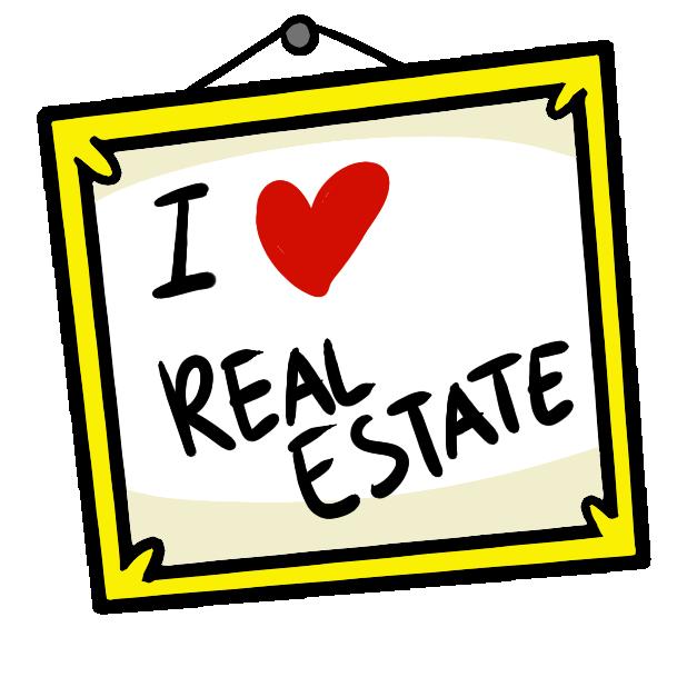 RealEstateMojis messages sticker-9
