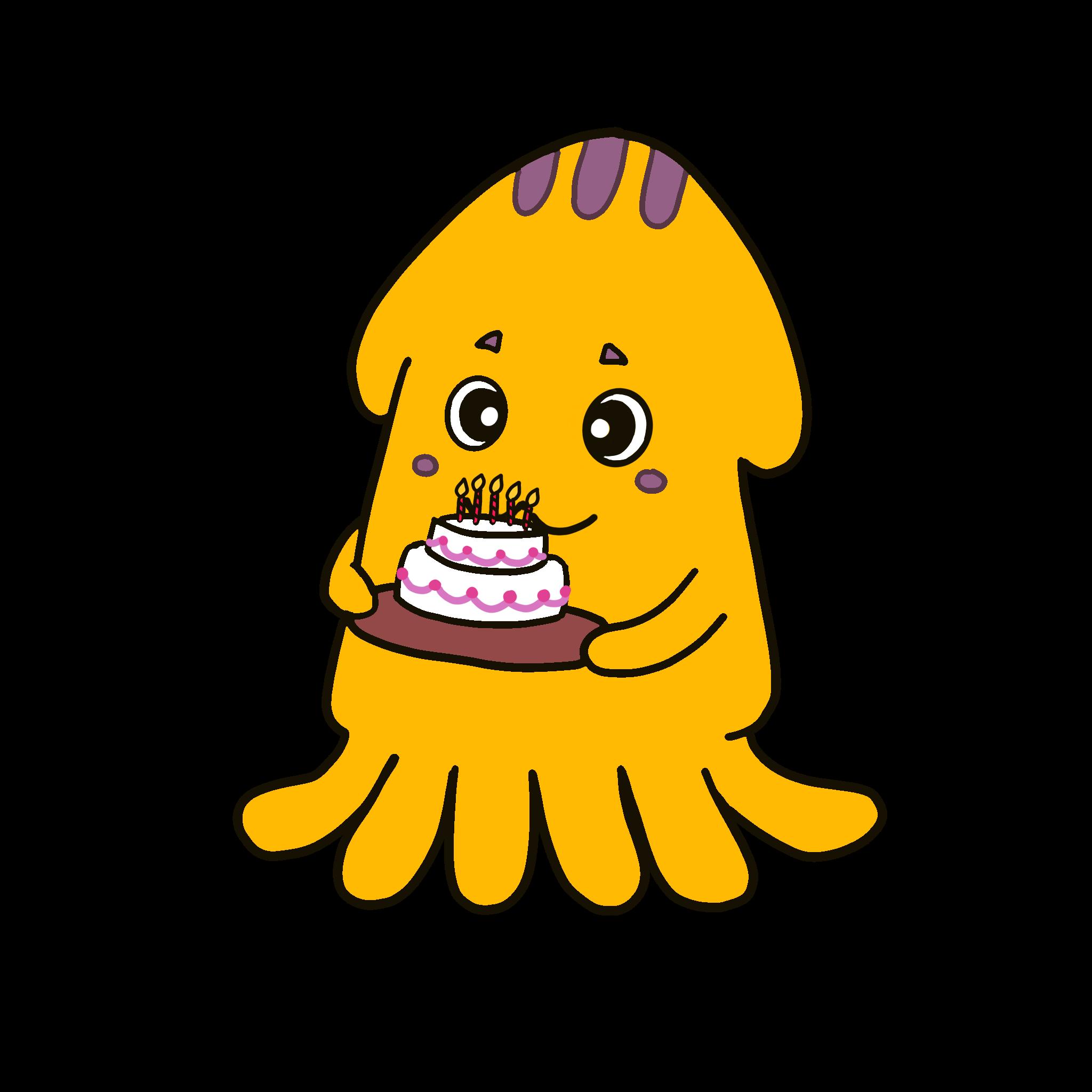 Squippy messages sticker-10